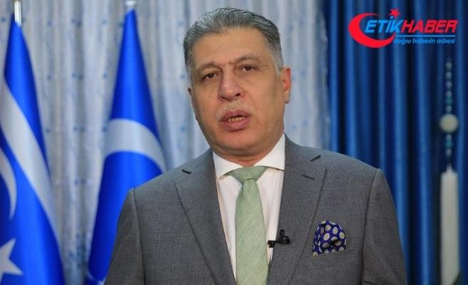 Salihi: Türkiye'yi hedef almak bizi hedef almak demektir