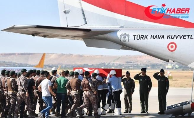 Şehit özel harekat polisi memleketinde toprağa verildi