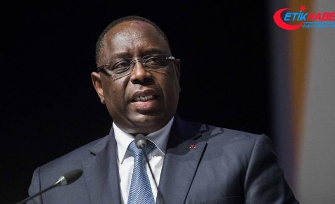 Senegal Cumhurbaşkanı Macky Sall: Türkiye ile geleneksel bağlarımız var