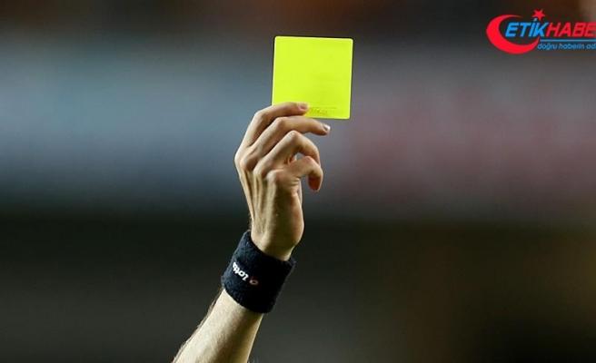 Spor Toto Süper Lig'de 3. haftanın hakemleri açıklandı