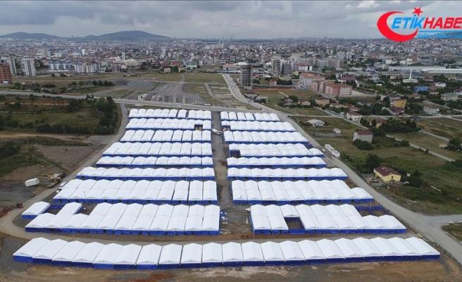 Sultanbeyli'de Kurban Bayramı hazırlıkları başladı