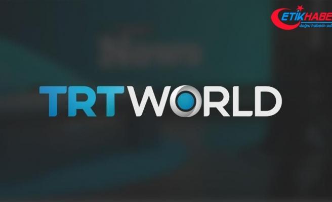 TRT World'e Emmy adaylığı