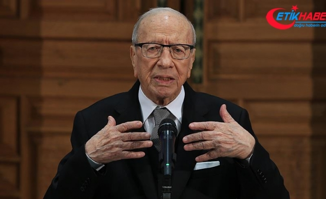 Tunus Cumhurbaşkanı 'tartışmalı teklifi' meclise sunacak