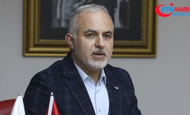 Türk Kızılayı Genel Başkanı Kınık: Türk tipi yardım özgün bir model
