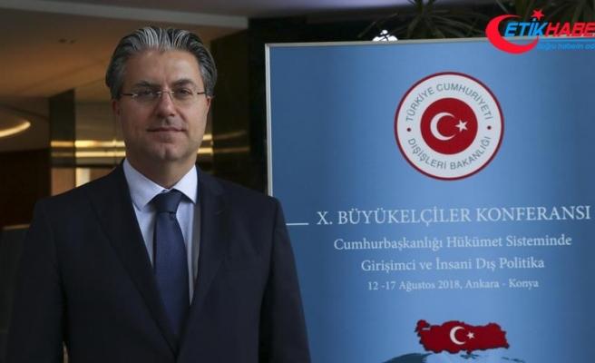 'Türkiye için İran çok önemli bir enerji ortağıdır'