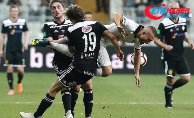 UEFA Avrupa Ligi 2. ön eleme turu rövanş maçları oynandı