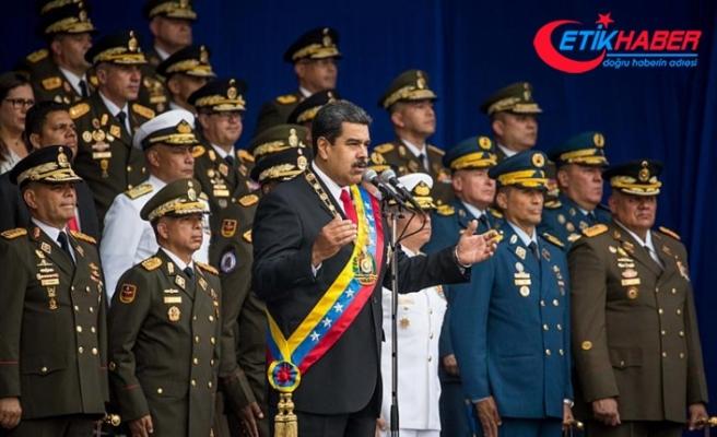 Venezuela Devlet Başkanı: FBI'a soruşturma izni verebiliriz