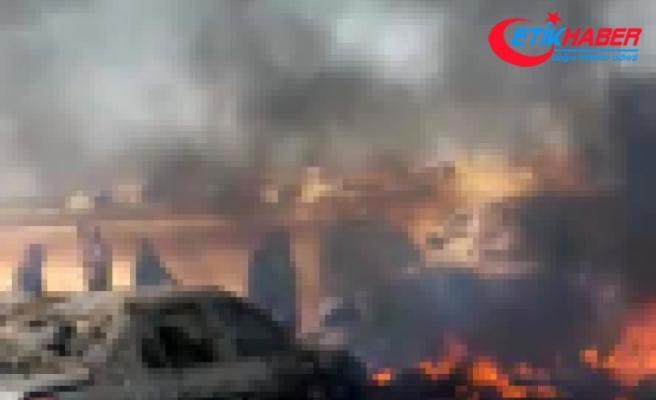 Yemen'de okul otobüsü bombalandı: 43 ölü