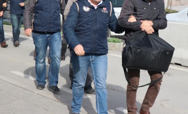 110 muvazzaf askere gözaltı kararı