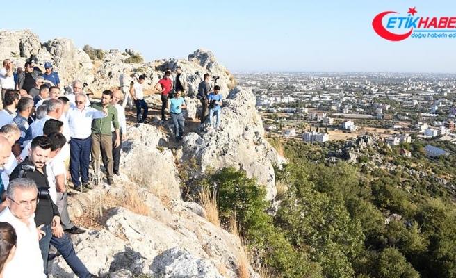 2 bin 200 yıllık 'zeytin kenti' gün yüzüne çıkarıldı