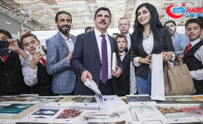 '4. Uluslararası İstanbul Arapça Kitap Fuarı' başladı
