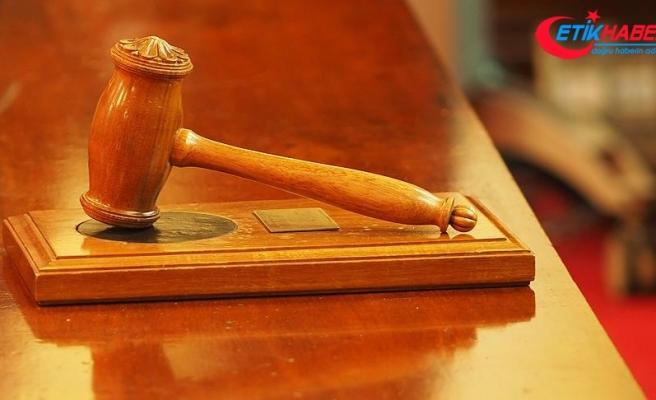 Eski Yargıtay üyesine hapis cezası