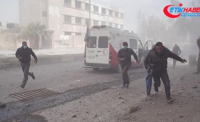 ABD destekli koalisyon Suriye'de 2 bin 832 sivili öldürdü