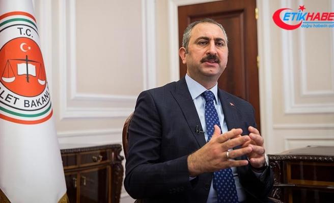 Adalet Bakanı Gül'den Berberoğlu açıklaması