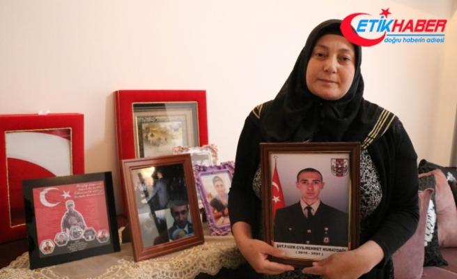 Afrin şehidinin annesi: İdam edilmelerini istiyorum