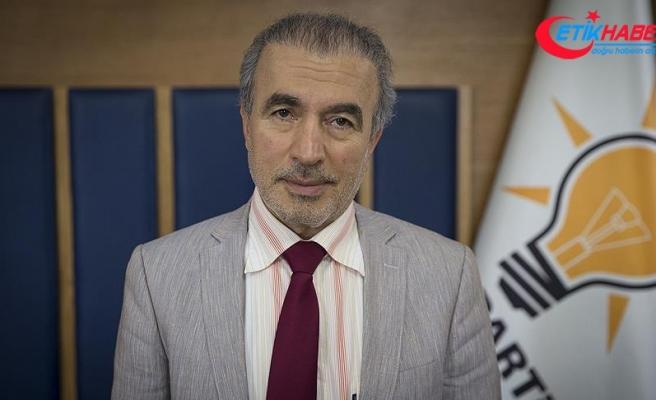 AK Parti Grup Başkanı Bostancı: Şentop'u yeniden aday göstereceğiz