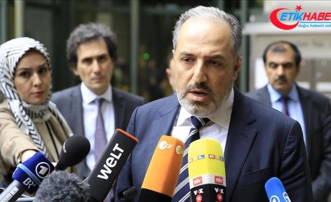 AK Parti İstanbul Milletvekili Yeneroğlu: Uluslararası toplum Uygurlar için sesini yükseltmeli