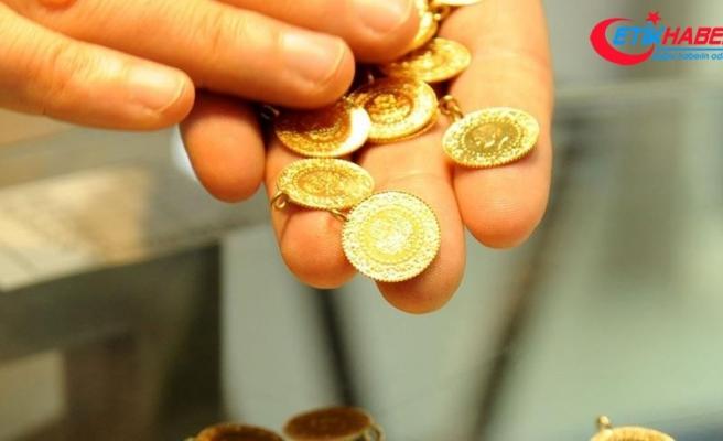 Altının gramı 228 lira seviyelerinde
