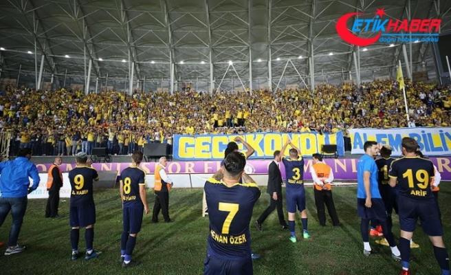 Ankaragücü'nün iç saha maçlarını oynayacağı yer belli oldu
