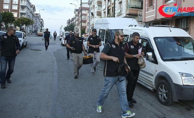 Başkentte DEAŞ operasyonunda 4 gözaltı