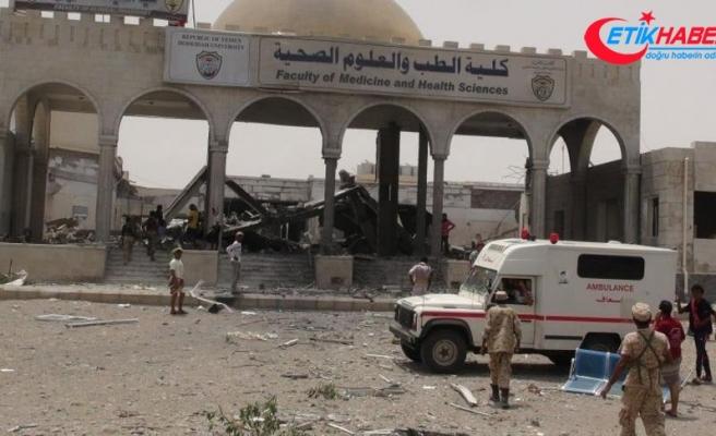BM Yemen Koordinatörü Grande: Yemen'de yüz binlerce sivil dehşet içinde
