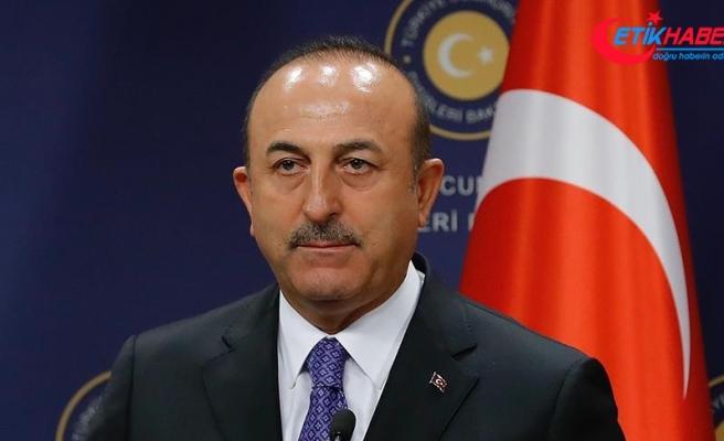 Çavuşoğlu Rus ve İranlı mevkidaşları ile Suriye konulu üçlü toplantı yapacak