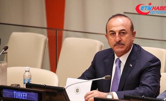 Çavuşoğlu: Suudi Arabistan iş birliği yapmalı