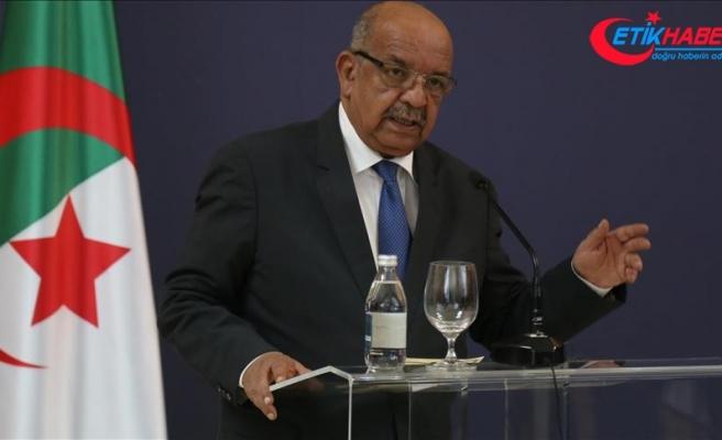 Cezayirli Bakan'ın BM'de Fransızca konuşmasına tepki