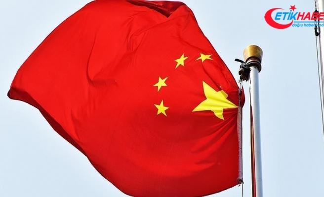 Çin'den ABD'nin askeri yaptırımına tepki