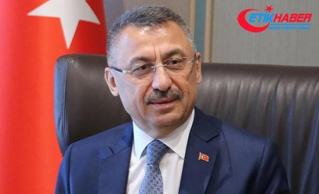 Cumhurbaşkanı Vekili Fuat Oktay: Yeni Havalimanı markamız olacak