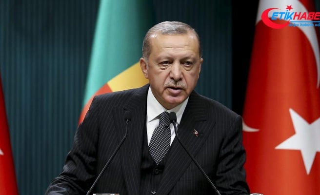 Cumhurbaşkanı Erdoğan: EURO 2024 için adil bir değerlendirme bekliyoruz
