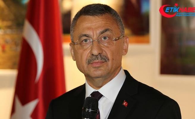 Cumhurbaşkanı Yardımcısı Oktay'dan Türk Dil Bayramı mesajı
