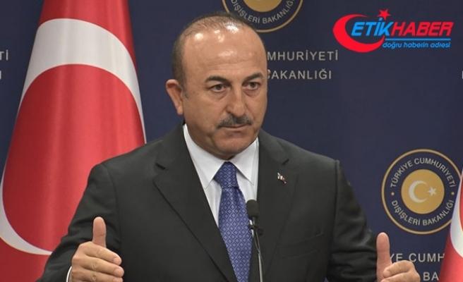 Dışişleri Bakanı Çavuşoğlu, Venezuela'ya gidecek