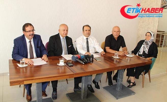 Elazığ'da, İYİ Parti kurucusu, YİK üyesi ve 3 yönetici partilerinden istifa etti