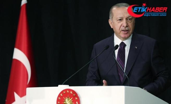 Erdoğan: Zengin kadar fakir de en kaliteli eğitim imkanına kavuşsun