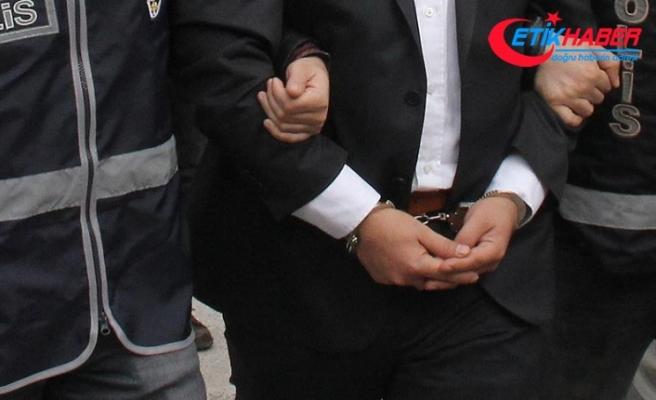 Eski Giresun Emniyet Müdürü Bulak, FETÖ üyeliğinden tutuklandı