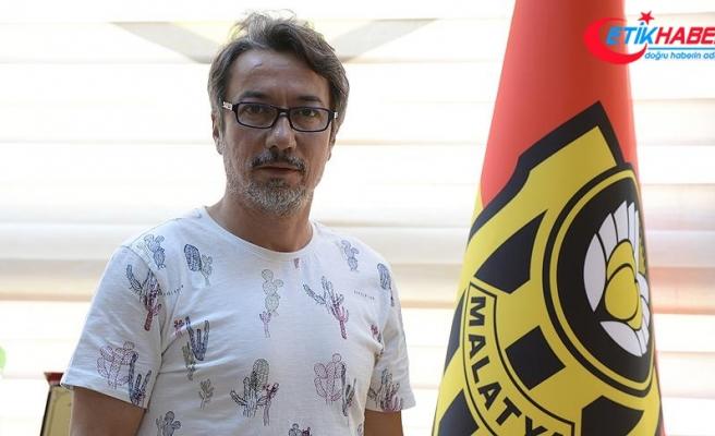 Evkur Yeni Malatyaspor Sportif Direktörü Ravcı: Vodafone Park'tan alnımızın akıyla çıkacağız