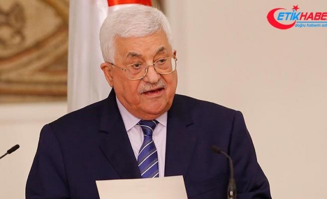 """""""İsrail ile müzakerelere başlamaya hazırız"""""""