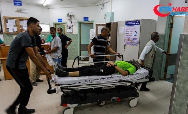 Filistin Sağlık Bakanlığı: Gazze Şeridi'nde hastane hizmetleri durabilir