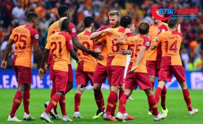 Galatasaray ile BB Erzurumspor ligde ilk kez karşılaşacak