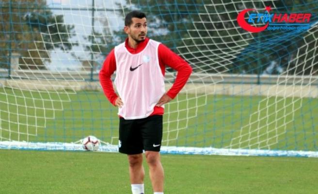 'Galatasaray maçıyla çıkış yakalamak istiyoruz'