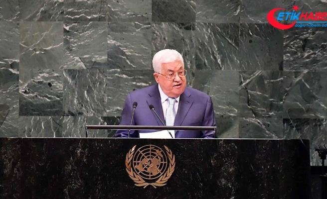 Hamas'tan Abbas'ın BM'deki konuşmasına eleştiri