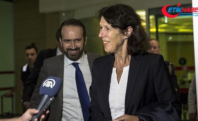 Hollanda'nın Ankara Büyükelçisi Türkiye'ye geldi