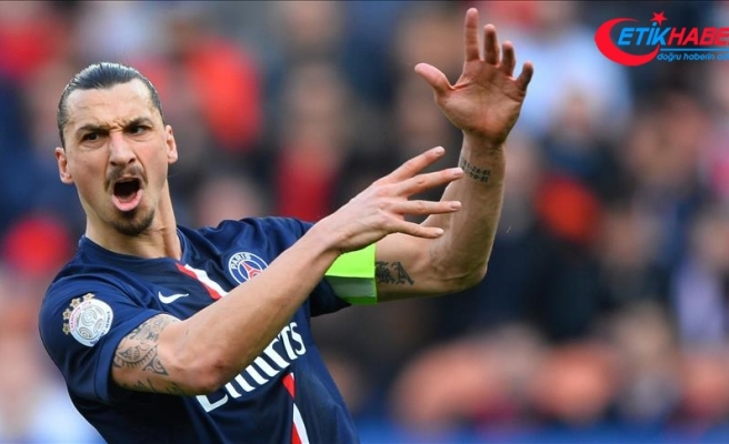 Ibrahimovic'ten 500. gol