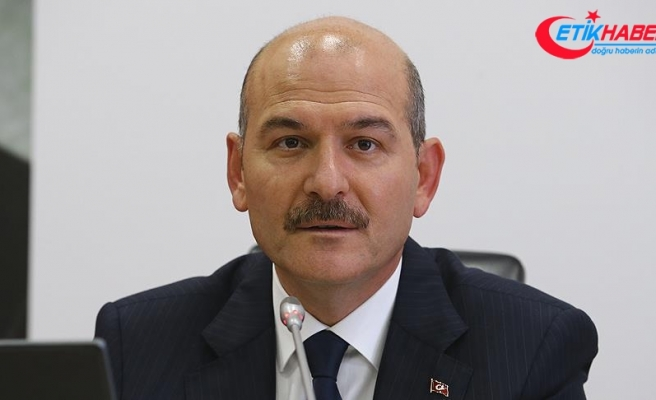 İçişleri Bakanı Soylu: PKK'nın Karadeniz Bölgesi'ne açılım stratejisini çökerttik