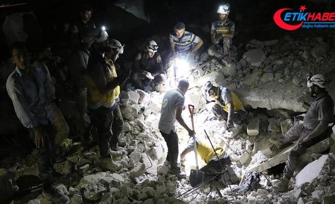 İdlib'deki insani durum kırılganlığını koruyor