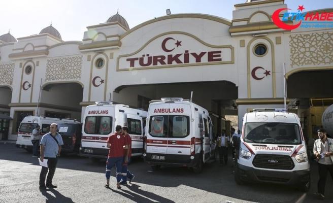 İdliblilerin yarasını Türkiye sarıyor