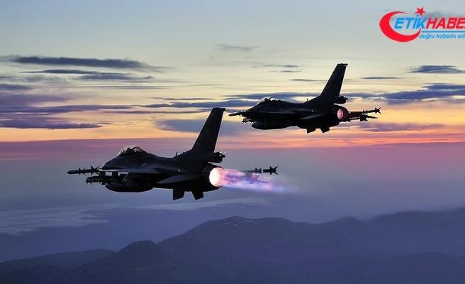 Irak'ın kuzeyinde dört terörist etkisiz hale getirildi