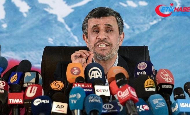 'İran'da seçim olsa Ahmedinejad kazanabilir'
