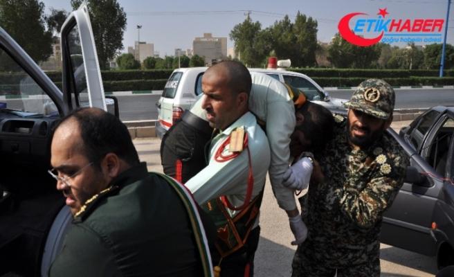 İran'da ölü sayısı 24'e yükseldi